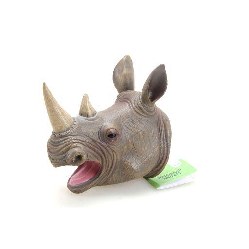 Animal Hand Puppet - Rhinoceros