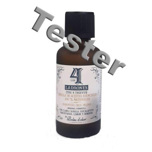 TESTER Boles d'olor - 4 DIEVEN - Essentiële geurolie - 50 ml