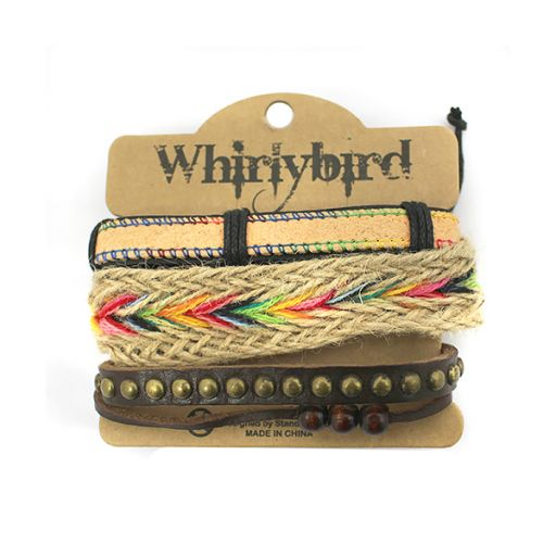 Whirly Bird armbanden set S2