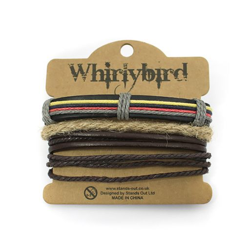 Whirly Bird armbanden set S6