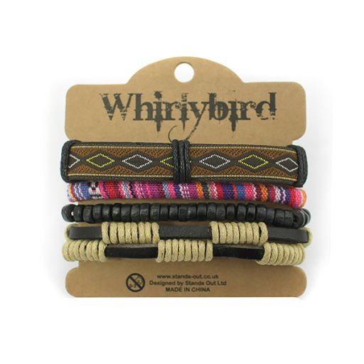 Whirly Bird armbanden set S7