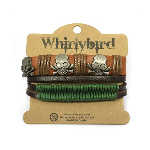 Whirly Bird armbanden set S9