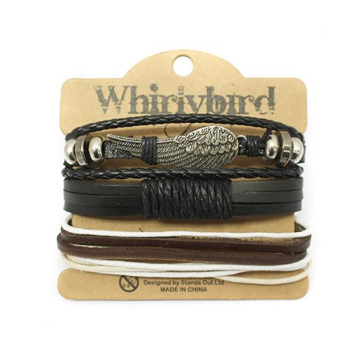 Whirly Bird armbanden set S13