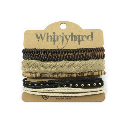 Whirly Bird armbanden set S15