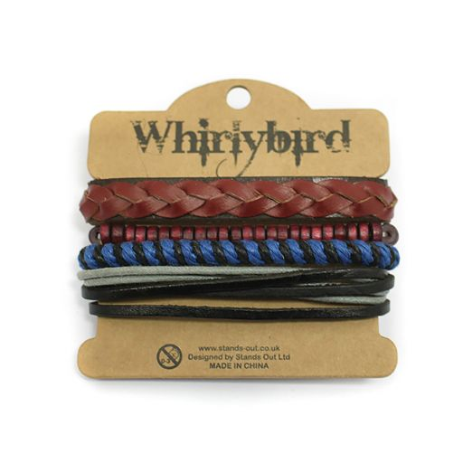 Whirly Bird armbanden set S18