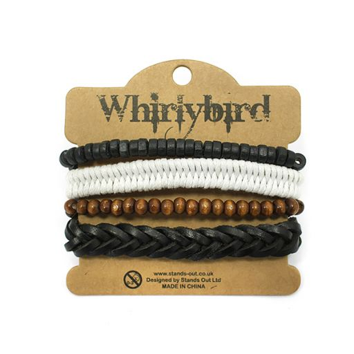 Whirly Bird armbanden set S19