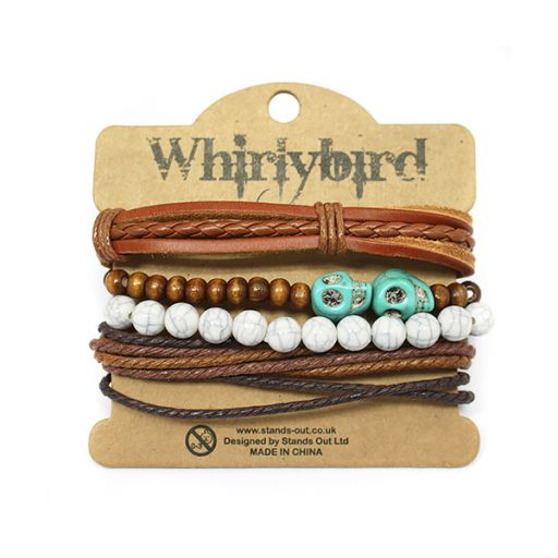 Whirly Bird armband S23