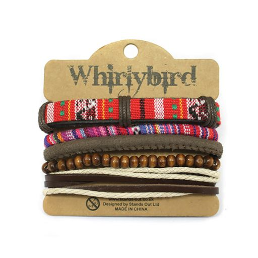 Whirly Bird armband S24