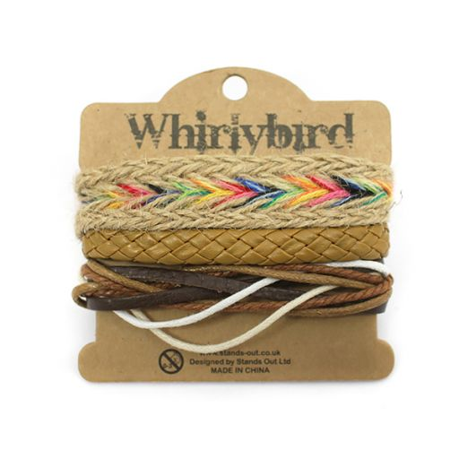 Whirly Bird armband S21