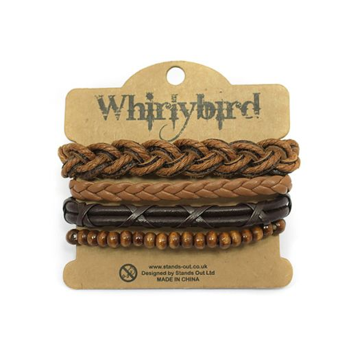 Whirly Bird armband S26