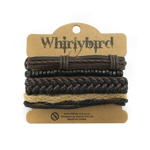 Whirly Bird armband S27