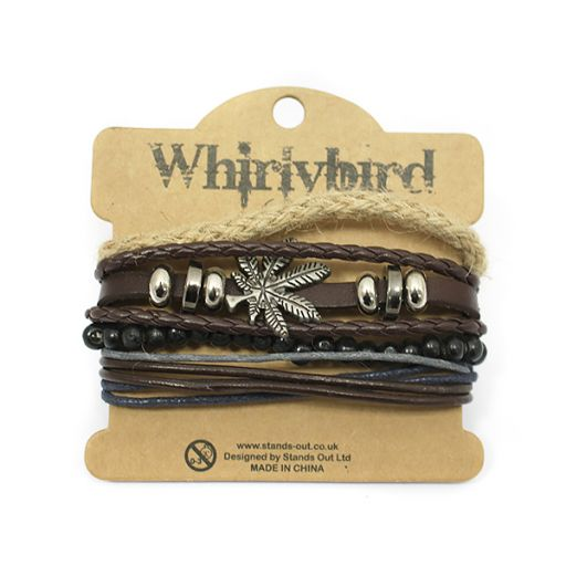 Whirly Bird armband S28