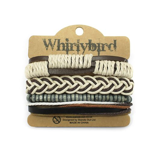 Whirly Bird armband S29