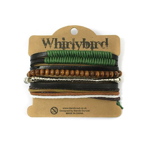 Whirly Bird armband S30