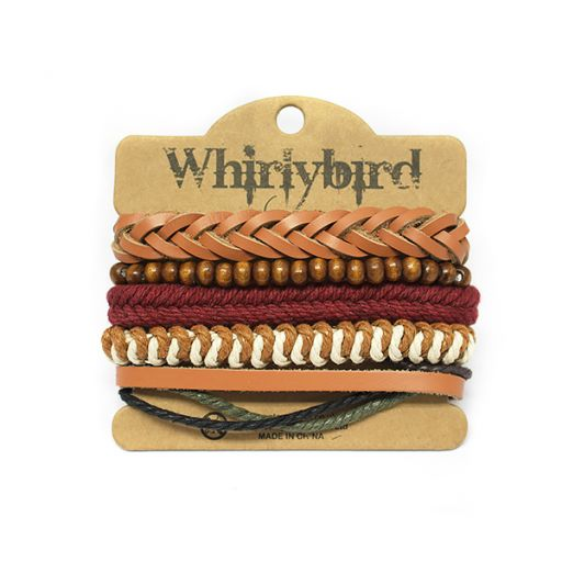 Whirly Bird armband S31