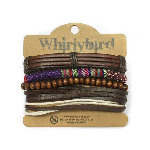 Whirly Bird armband S32