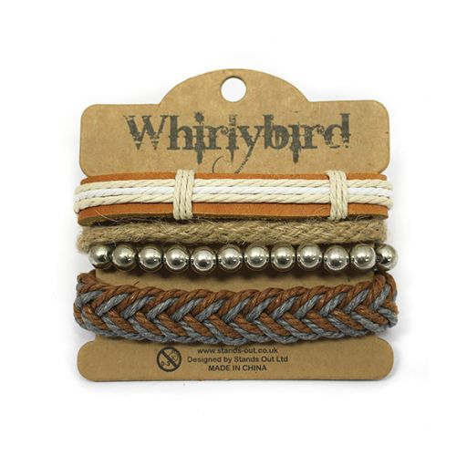 Whirly Bird armband S33