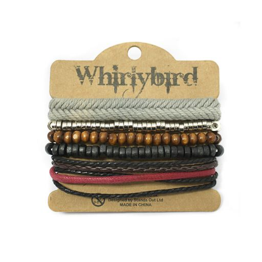 Whirly Bird armband S34