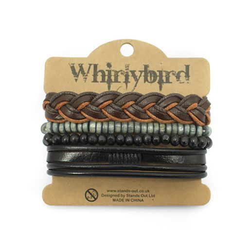 Whirly Bird armband S36