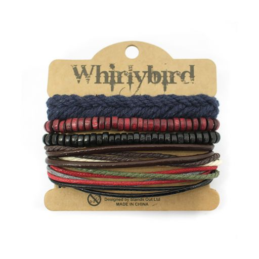 Whirly Bird armband S38