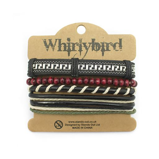 Whirly Bird armband S41