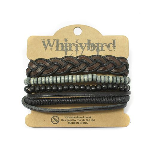 Whirly Bird armband S42