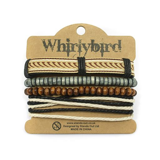 Whirly Bird armband S44