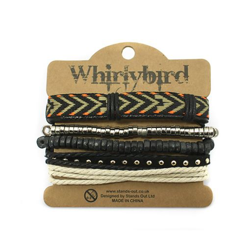 Whirly Bird armband S45