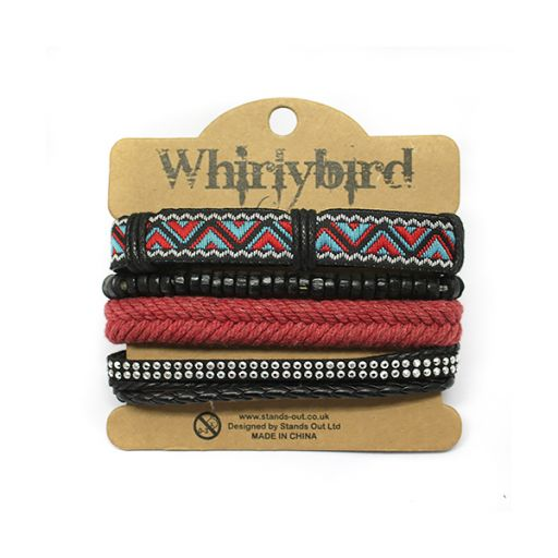 Whirly Bird armband S47