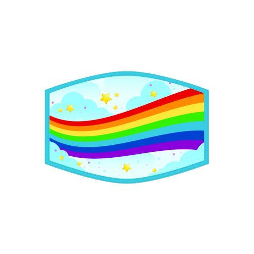 Mondkapje - Kind - Rainbow Bridge