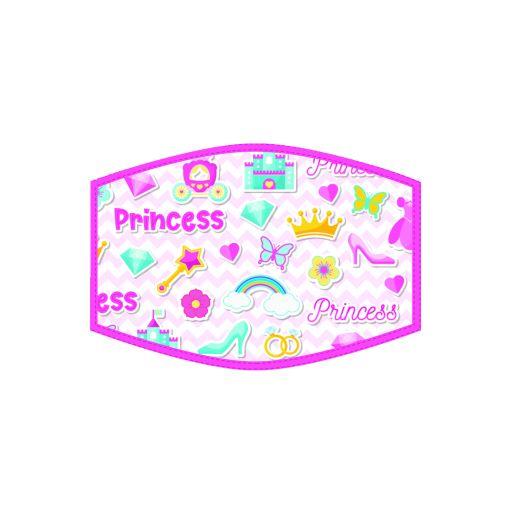 Mondkapje - Kind - Princess