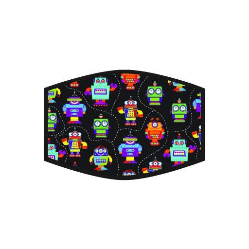Mondkapje - Kind - Robots