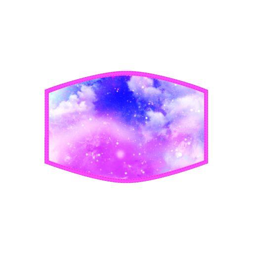 Mondkapje - Kind - Magical Clouds