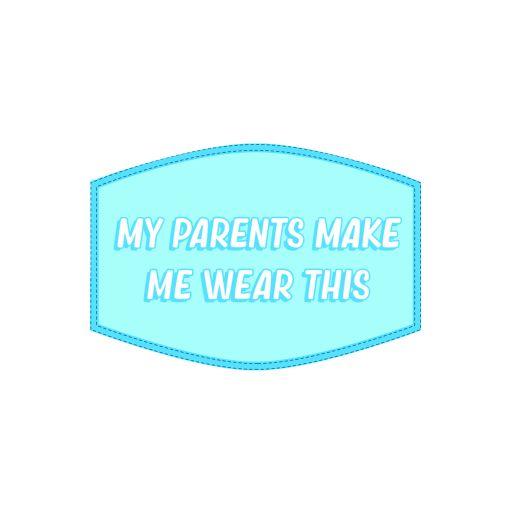 Mondkapje - Kind - My Parents