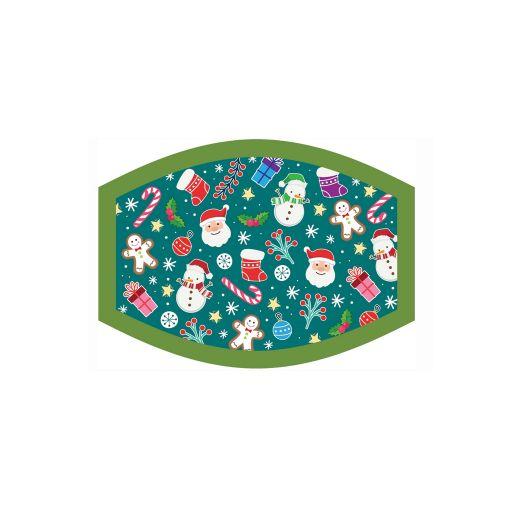 Mondkapje - Kind - Kerst Icons