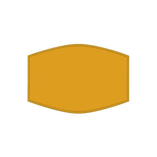 Mondkapje - Yellow