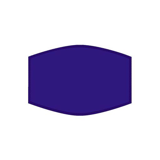 Mondkapje - Purple