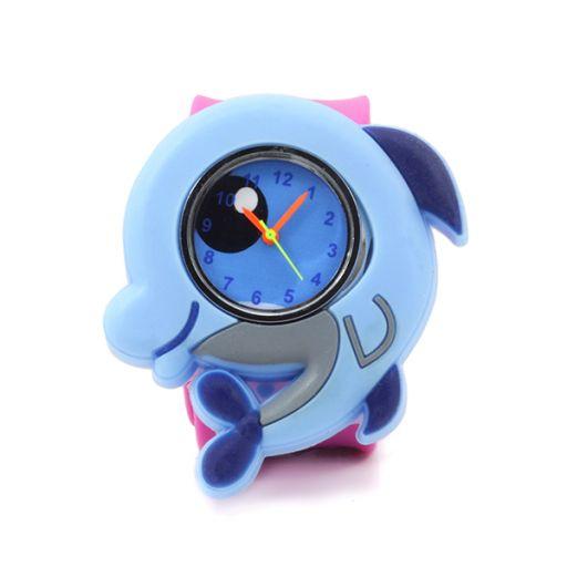 PopWatches - horloge - dolfijn