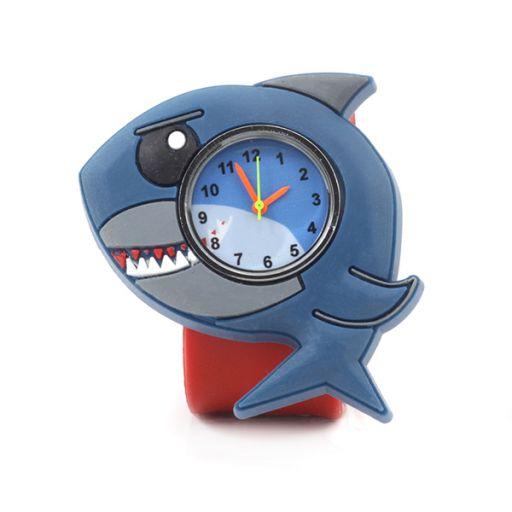 PopWatches - horloge - Haai