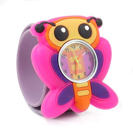 PopWatches - horloge -Vlinder