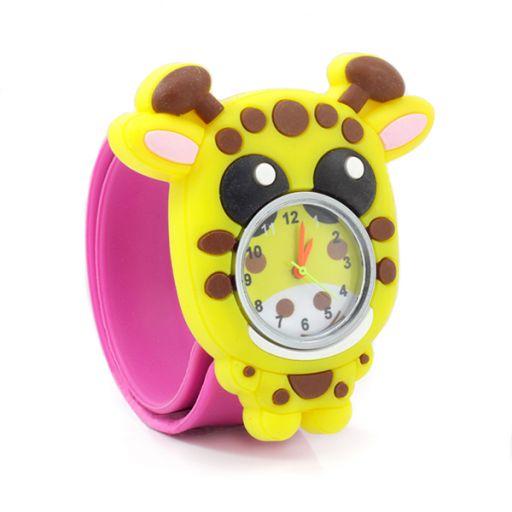 PopWatches - horloge - Giraffe
