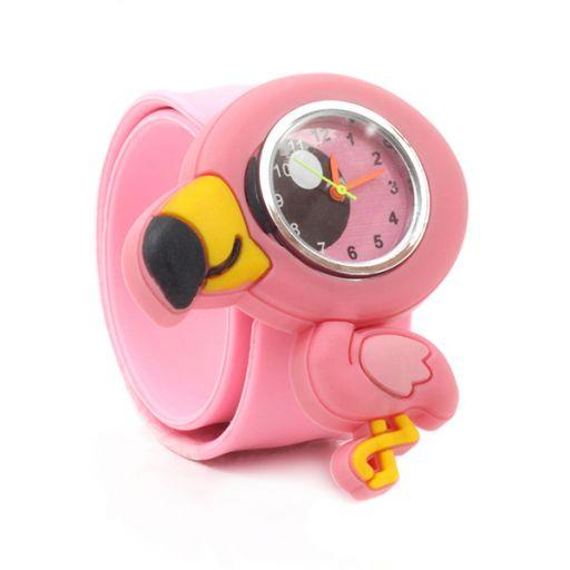PopWatches - horloge - Flamingo