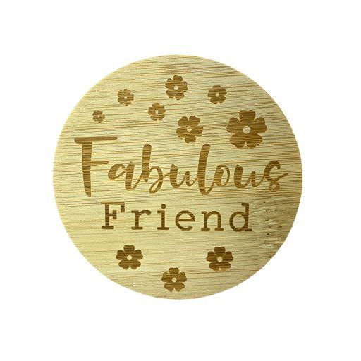 Bamboe deksel - Fabulous Friend