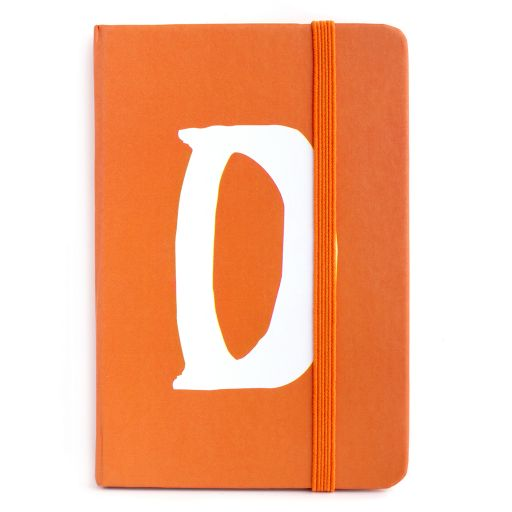 Notebook I saw this - letter C