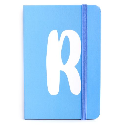 730018 - Notebook I saw this - letter R