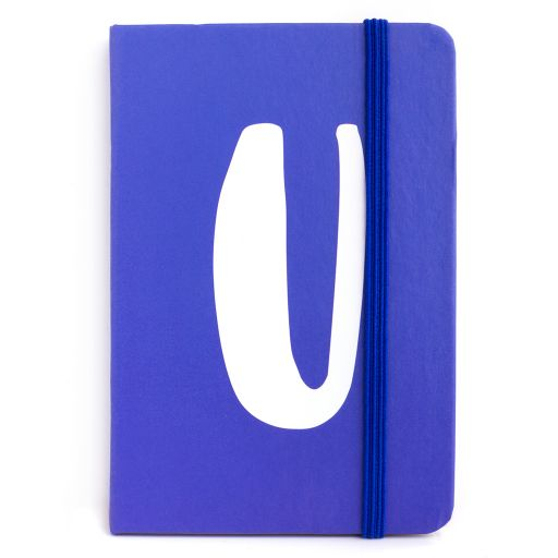 730021 - Notebook I saw this - letter U
