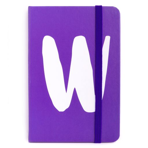 730021 - Notebook I saw this - letter W