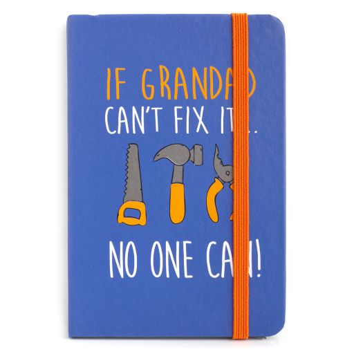 730031 - Notebook I saw this -  Best grandad