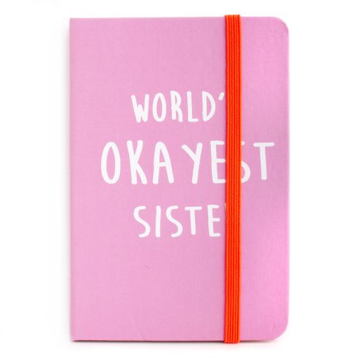 730032 - Notebook I saw this -  Sister