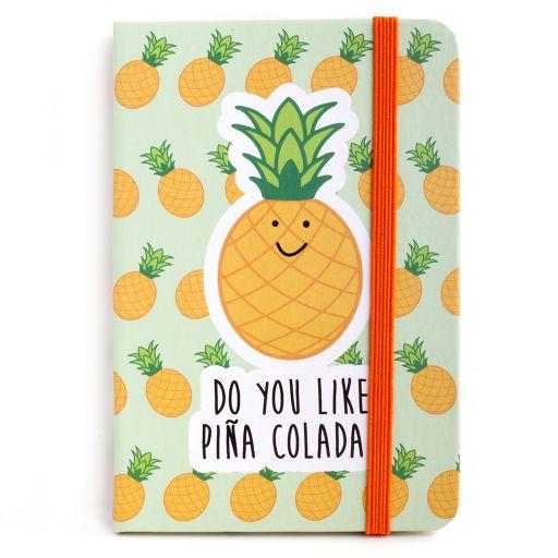 730040 - Notebook I saw this - Pina Colada